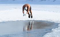 冬泳什么时间最好 冬泳游泳最佳时间